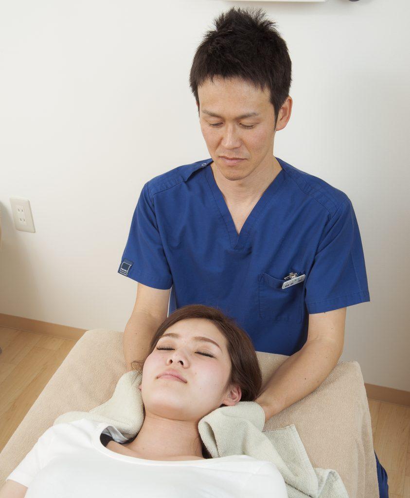 頭痛改善の治療ならはっち整骨院にお任せください。